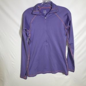 Nike pro dry-fit running pullover
